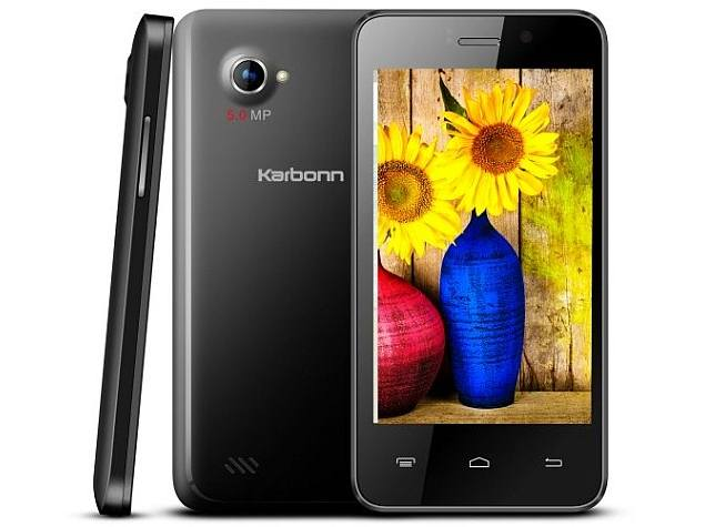 Karbonn Titanium S99 With Android 4.4 KitKat Launched at Rs. 5,990