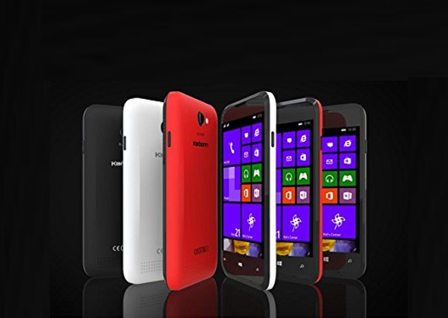 Karbonn Titanium Wind W4 With Windows Phone 8.1 Now Available at Rs. 5,999