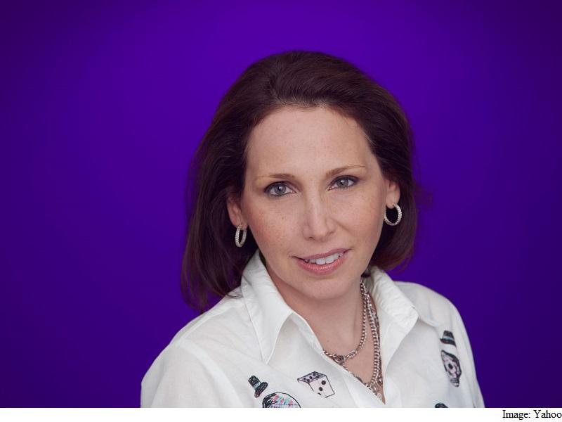 Yahoo Marketing Chief Kathy Savitt Leaves for Entertainment Studio