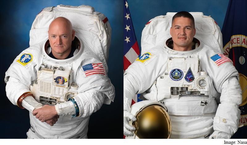 Nasa Astronauts Get Workout in Marathon Spacewalk
