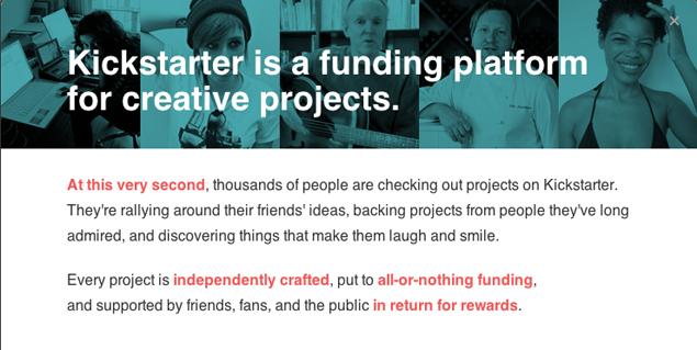 Kickstarter projects generate millions of dollars