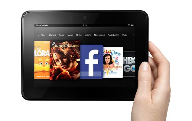 Amazon Kindle Fire HD 8.9-inch ships early