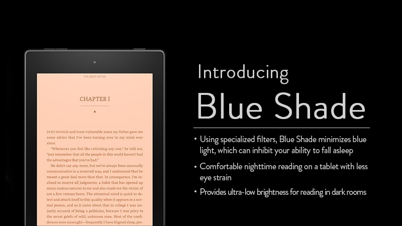 Amazon Fire HD 8 Reader's Edition Launched With Improved Night Reading