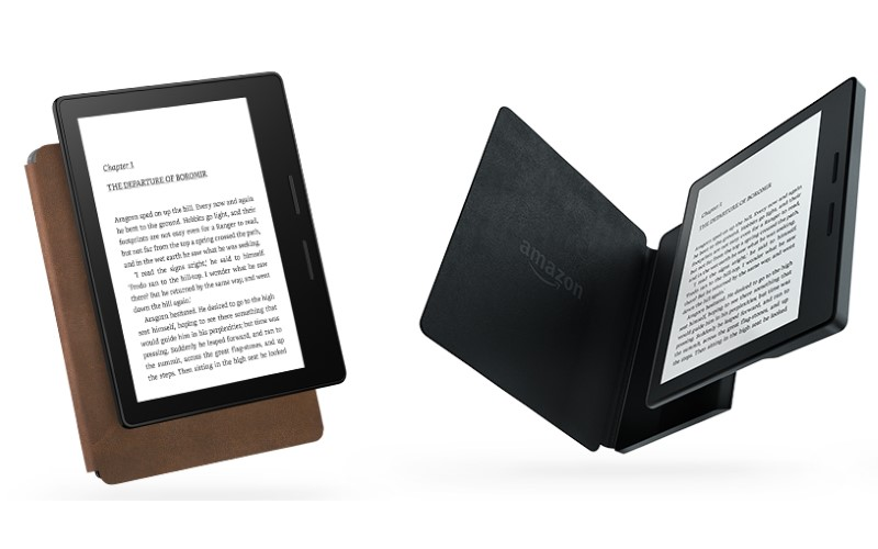 Kindle Oasis: 4 Things to Know About Amazon's Newest Ebook Reader
