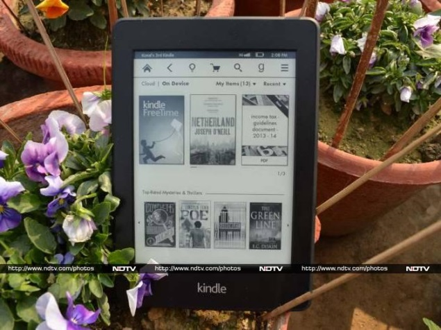Amazon Kindle Paperwhite 3G (2013) review | NDTV Gadgets360 com