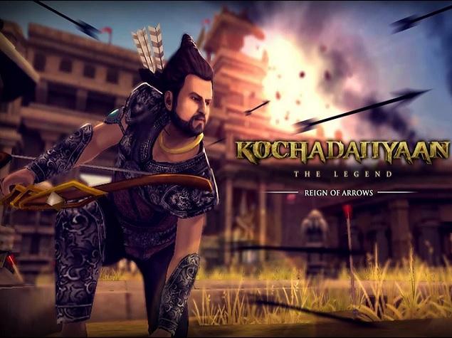 Kochadaiiyaan games review