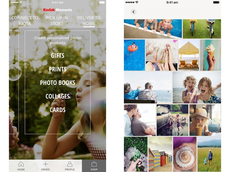 Kodak Moments App Seeks to Separate Precious Photo Memories
