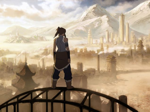 You've Never Heard of The Legend of Korra, but You Need to Watch It Now