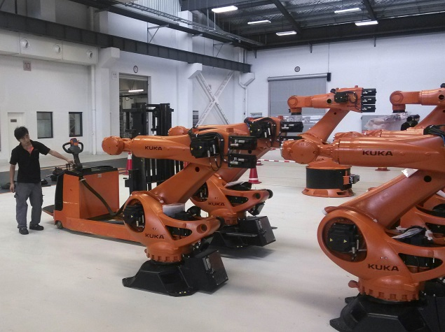 In China, High Demand for Robots but Too Many Robot Manufacturers