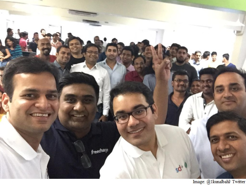 Snapdeal CEO Says Expects to Be Profitable in 3 Years