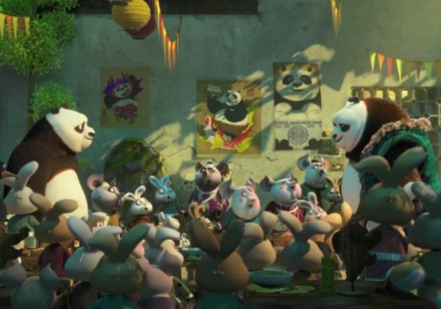 Kung Fu Panda 3 Promises Big Laughs in January