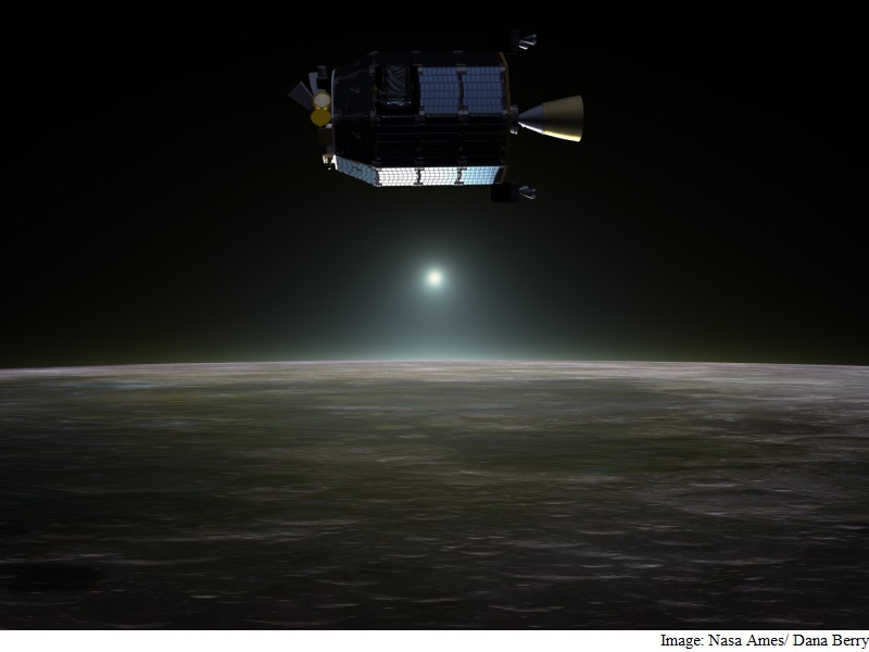 Nasa Ladee Probe Finds Neon in the Moon's Atmosphere