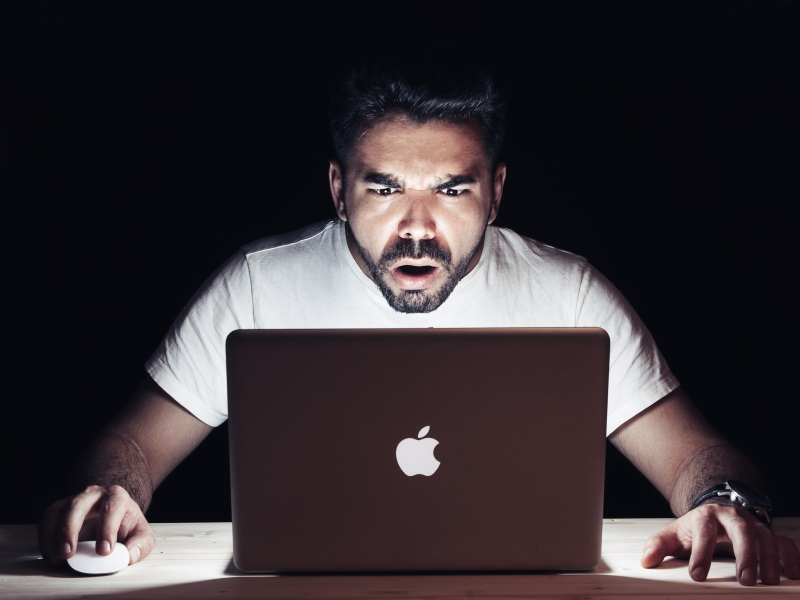 'Sextortion' a Surprisingly Common Cybercrime: Study