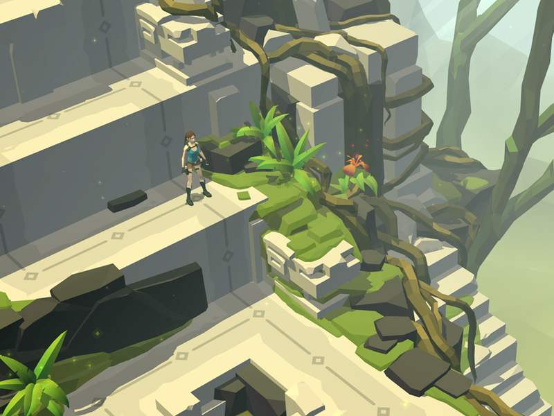 Lara Croft Go, Bastion, Infinity Blade III, More Android and iOS Games Free or on Sale Right Now