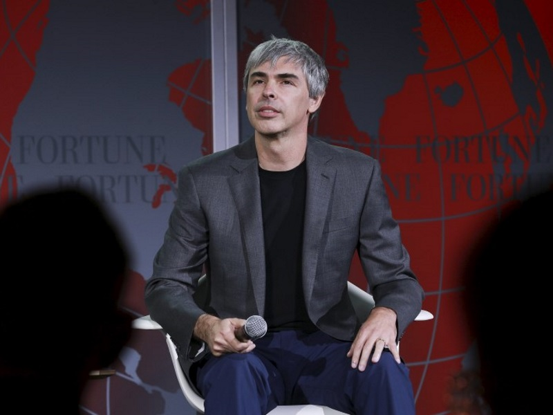 Google Co-Founder Larry Page Backing 2 Flying Car Startups: Report