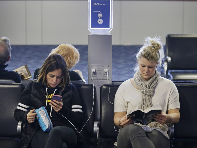 Las Vegas Airport Preps for Tech-Savvy Arrivals to CES 2015