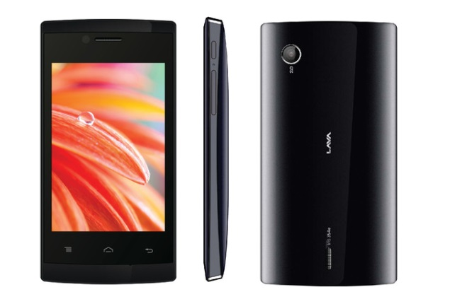 Lava Iris 354e with dual-core processor, Android 4.2 listed online at Rs. 3,415
