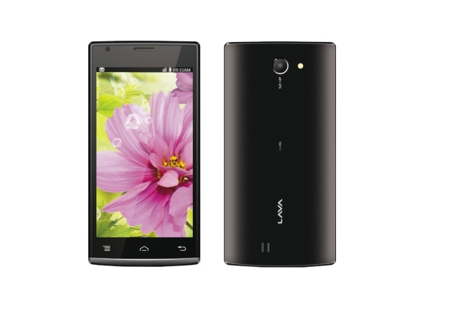 Lava Iris 456 with 4.5-inch display, Android 4.2 listed online at Rs. 7,018