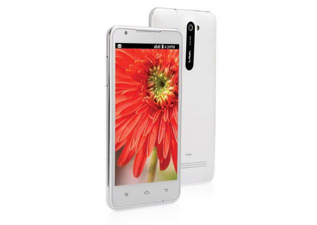 Lava Iris 503 budget 5-inch Android 4.2 smartphone launched at Rs. 9,999