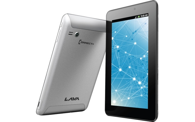 Lava Z7C+ tablet with 3G calling available for Rs. 8,499