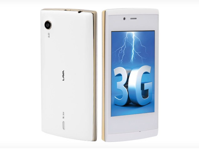 Lava 3G 354 With Dual-SIM Support Now Available Online at Rs. 3,999
