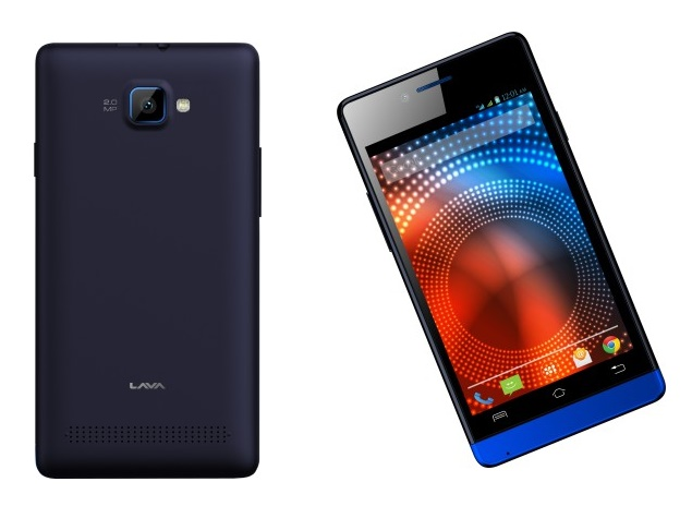 Lava Iris 444 Available Online at Rs. 3,199; Lava NKS 101 Listed on Company Site