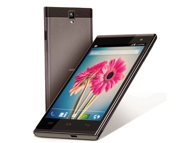 Lava Iris 504Q+ with 10-megapixel rear camera launched at Rs. 13,990