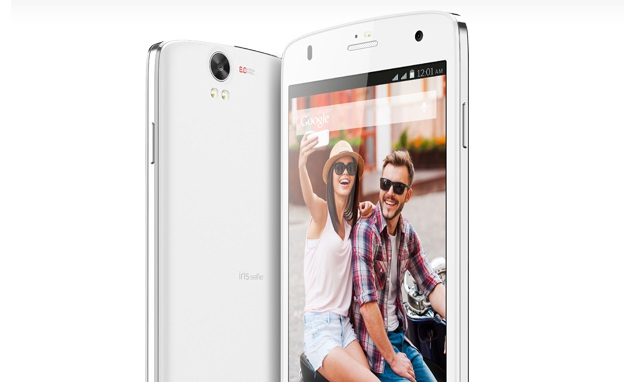 Lava Iris Selfie 50 With 5-Megapixel Front Camera Launched at Rs. 7,999