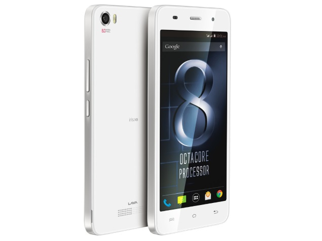 Lava Iris X8 With Octa-Core SoC and 2GB of RAM Briefly Listed Online