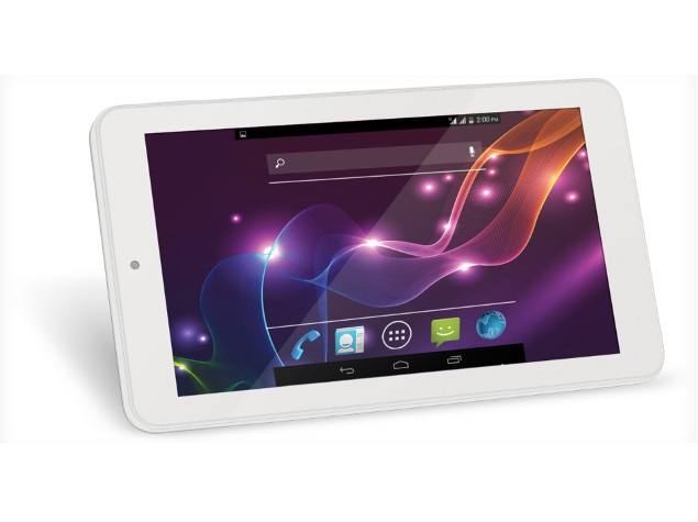 Lava Xtron Z704 Tablet With Android 4.4 KitKat Launched at Rs. 6,499