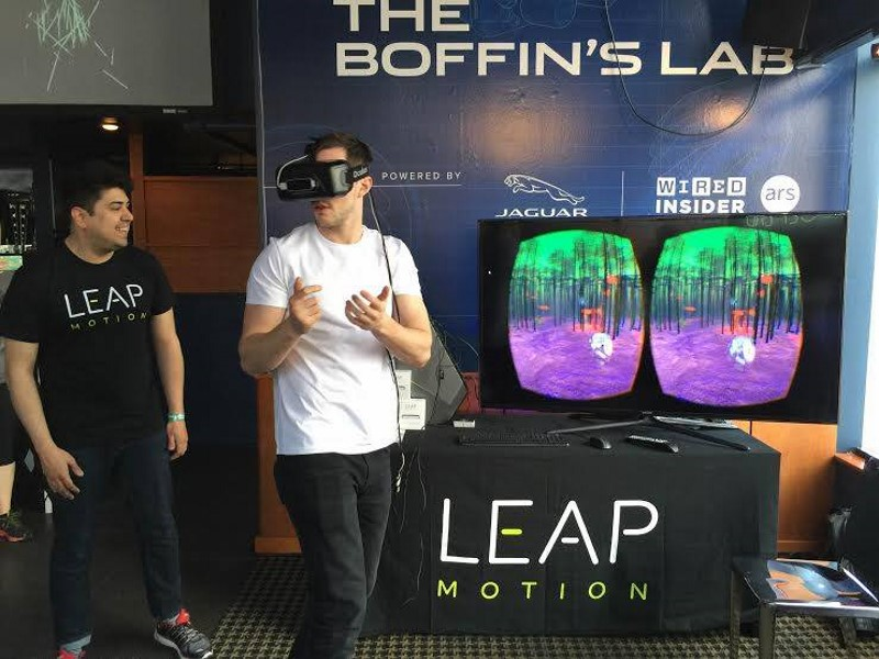 Leap Motion Opens Door to Reach Into Virtual Worlds With 'Orion'