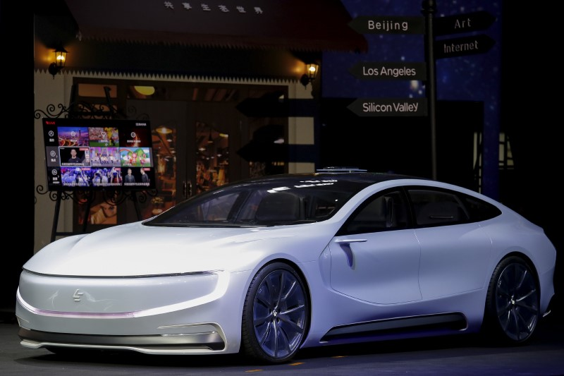 Technology Drive Sees 'Connected Car' Link-Ups in China
