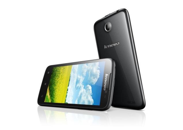 Lenovo launches A269i, A369i, A516 and A850 dual-SIM smartphones