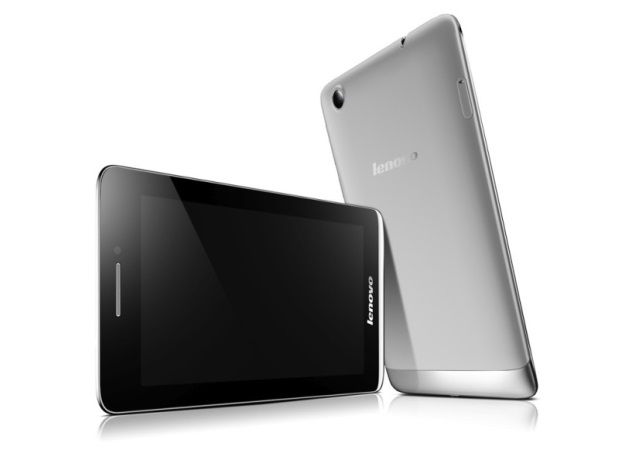 Lenovo S5000 Tablet With 7-inch HD Display Launched