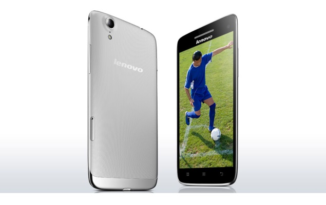 Lenovo Vibe X with 5.0-inch full-HD display launched at Rs. 25,999