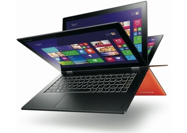 Lenovo Yoga 2 Pro and ThinkPad Yoga convertible laptops unveiled