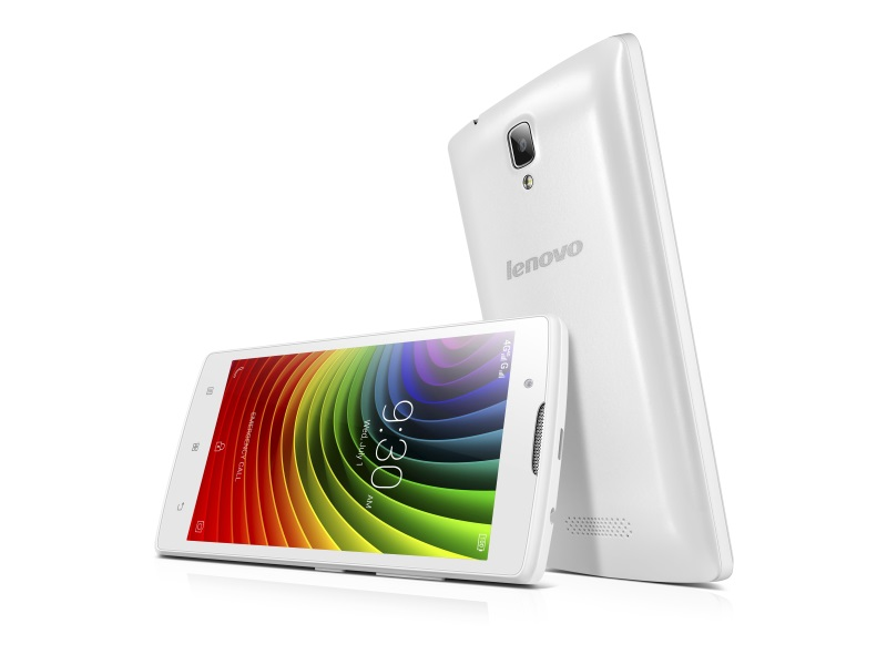 Lenovo A2010 Launched as India's Most Affordable 4G Smartphone