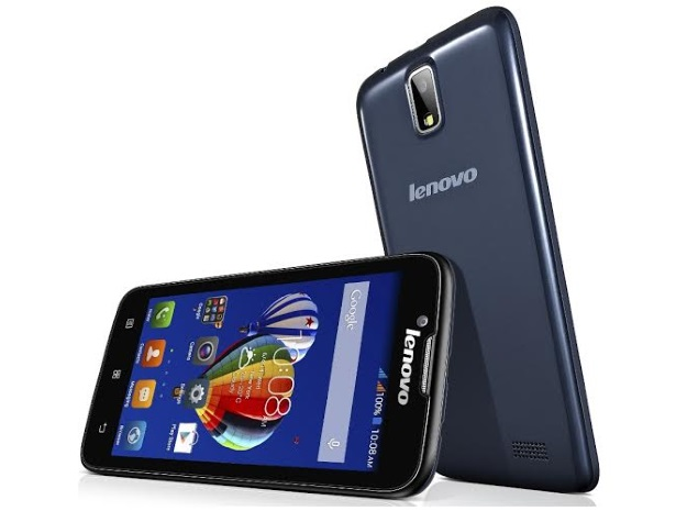 Lenovo A328 With Android 4 4 KitKat, Quad-Core SoC Launched at Rs