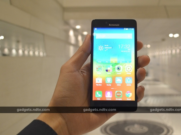 Lenovo A6000 Ready to Take On Micromax's Yu Yureka and Xiaomi Redmi Note 4G