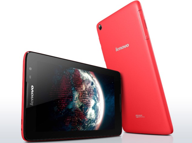 Lenovo A8-50 Voice-Calling Tablet With 8-Inch Display Launched at Rs. 17,999