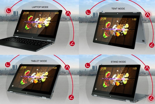 Lenovo launches IdeaPad Yoga hybrids starting Rs. 61,790