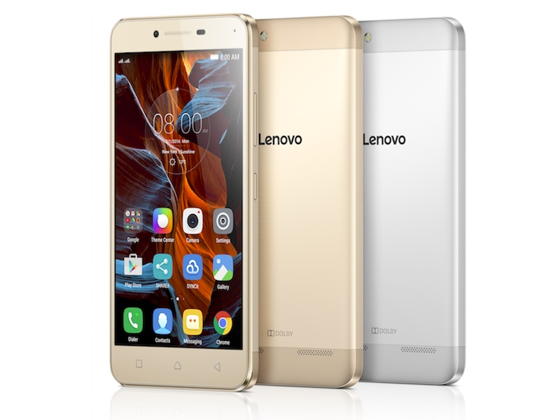 Lenovo Vibe K5, Vibe K5 Plus Budget Smartphones Launched at MWC 2016