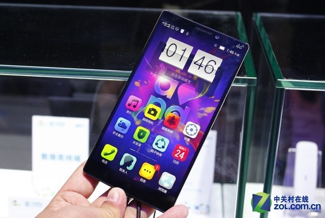 Lenovo K920 With 6-inch QHD Display and Android 4 4 KitKat Launched