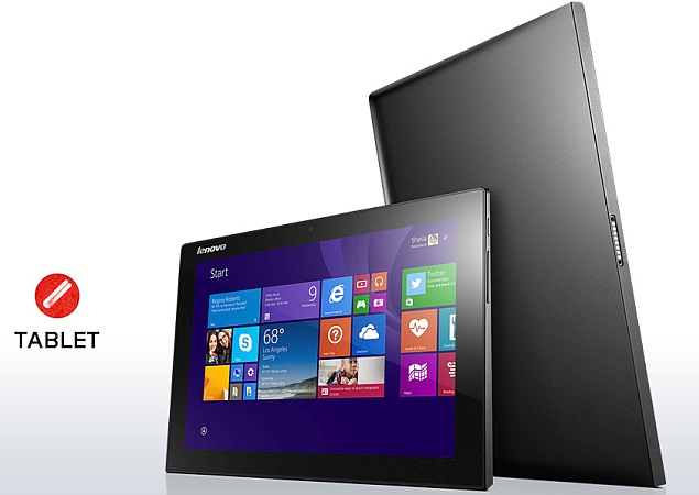 Lenovo Miix 3 Windows 8.1 Tablet With 10.1-Inch Display Launched at Rs. 21,999