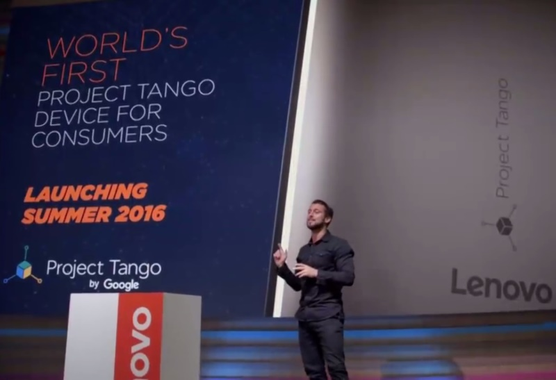 With Project Tango, Your Phone May Soon Sense Everything Around You