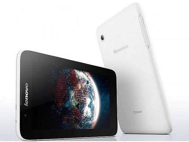 Lenovo A7-30 Voice-Calling Tablet With 7-Inch Display Launched at Rs. 9,979