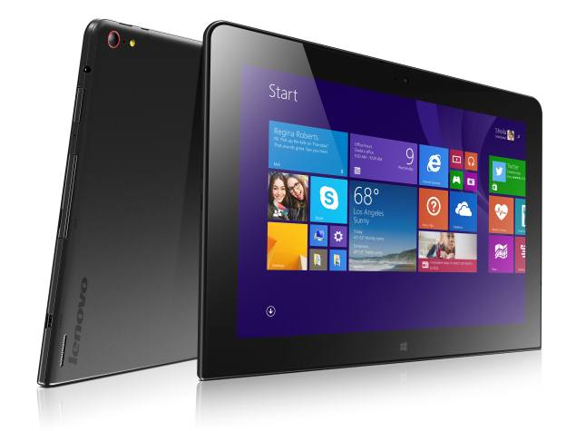 Lenovo Launches ThinkPad 10 Multimode Tablet for Enterprise at $599
