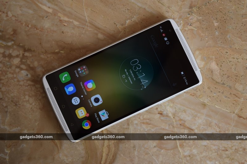 Lenovo Vibe X3 Review