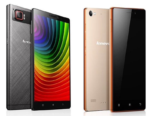 Lenovo Vibe Z2 'Selfie' Phone and Vibe X2 'Layered' Phone Launched