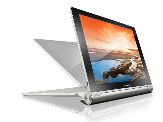 Lenovo Yoga Tablet 10 HD+ with 10.1-inch full-HD display, Android 4.3 launched